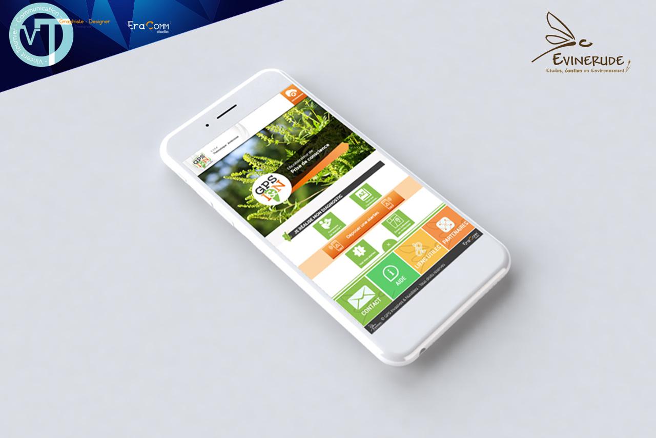 Application mobile GPS I&N