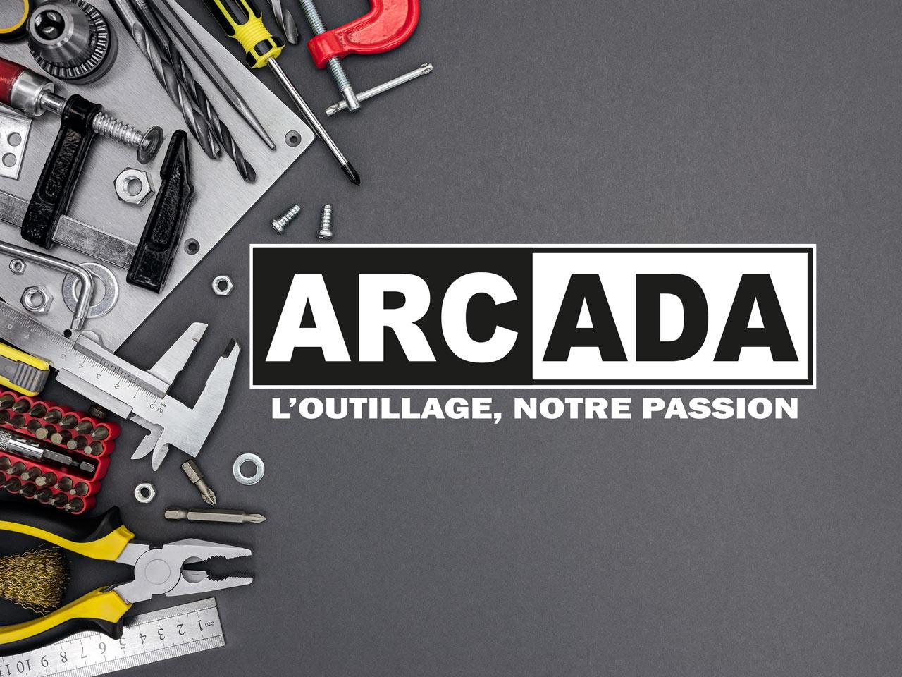 Arcada - Outillage