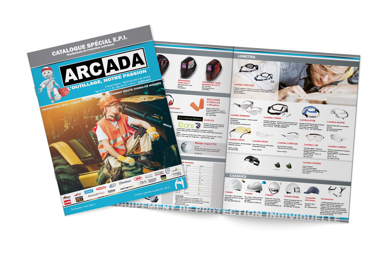 Catalogue EPI Arcada