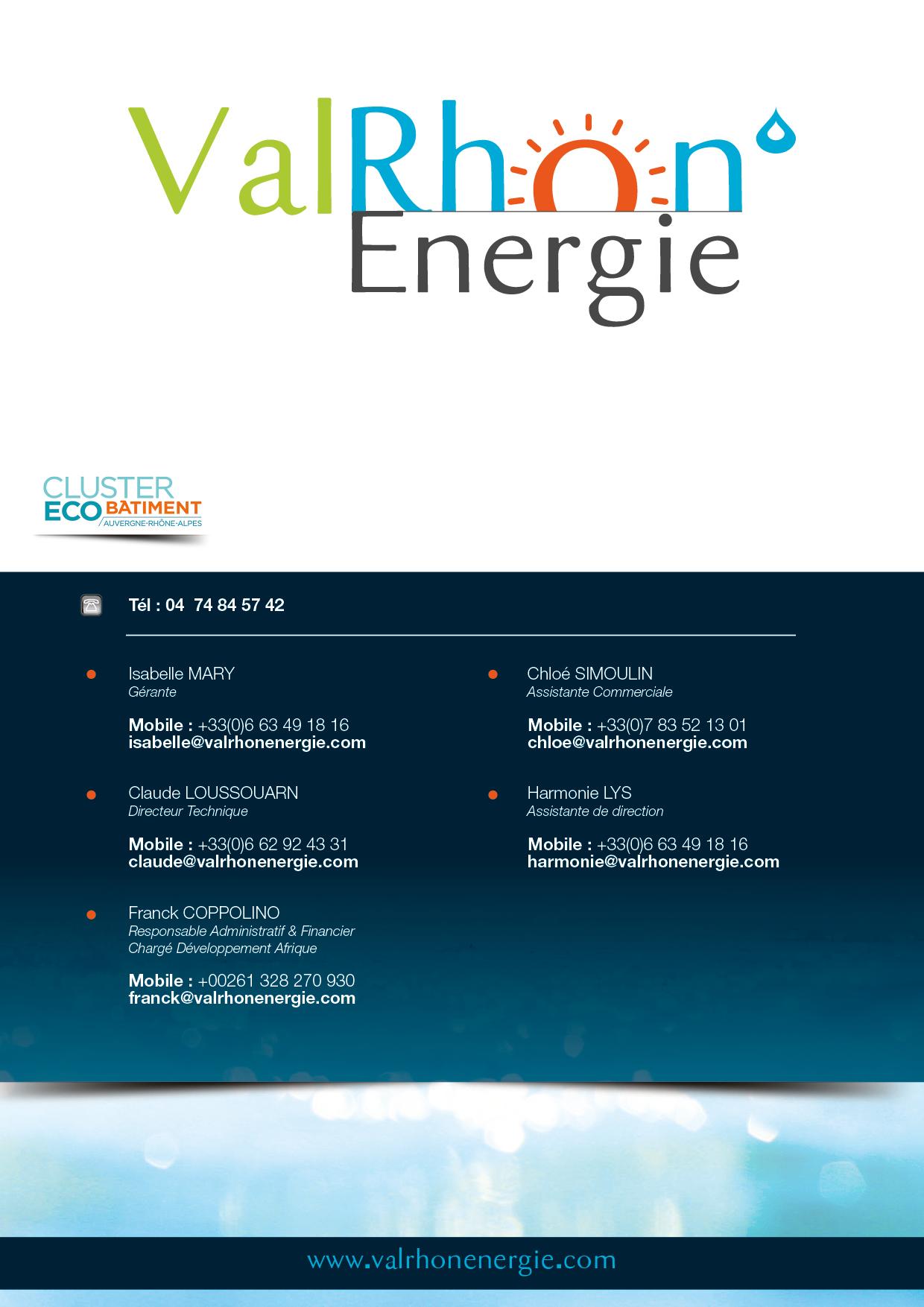 Gabarit de dossier ValRhôn'Energie