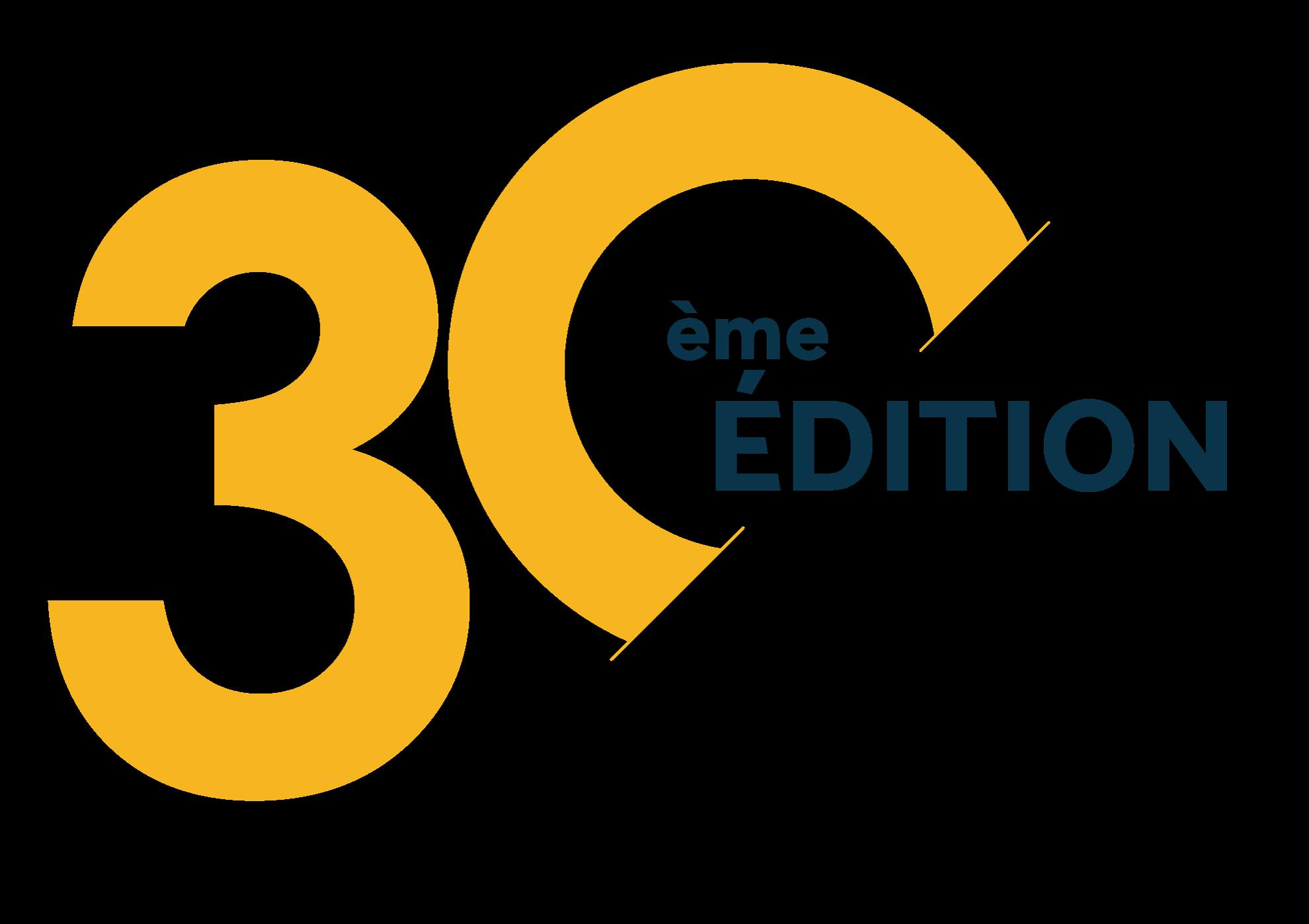 logo 30ene edition