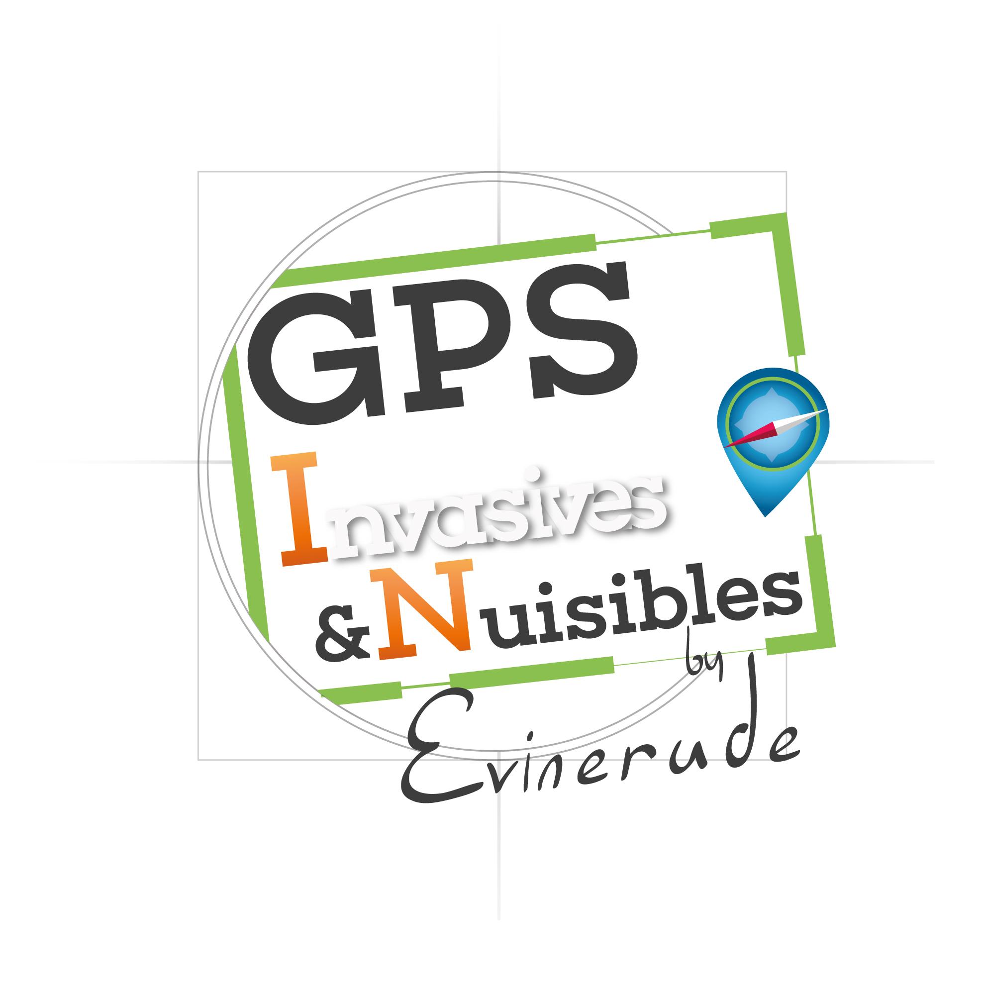Logo GPS Invasives & Nuisibles