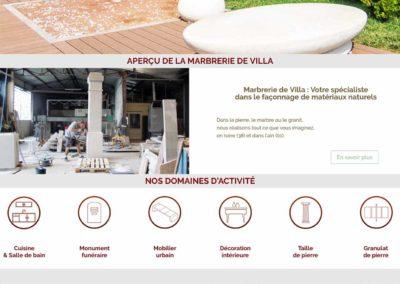 Marbrerie De Villa